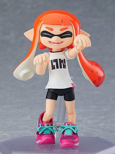 Splatoon Figma Action Figure Splatoon Girl 10 cm - 3