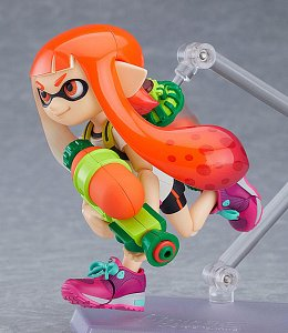Splatoon Figma Action Figure Splatoon Girl 10 cm - 6