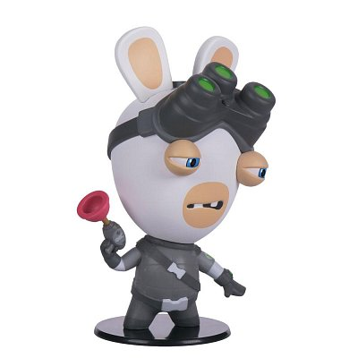 Splinter Cell Ubisoft Heroes Collection Chibi Figure Rabbids Sam Fisher 10 cm