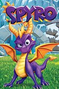 Spyro the Dragon Balík plakátů Reignited Trilogy 61 x 91 cm (5)