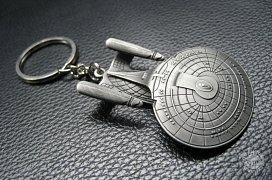 Star Trek Keychain USS Enterprise NCC-1701-D