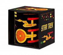 Star Trek Mug Starship Graph