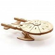 Star Trek TNG IncrediBuilds 3D Wood Model Kit U.S.S. Enterprise