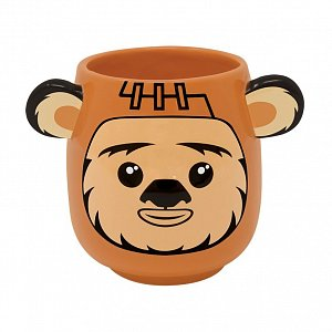 Star Wars 3D Shaped Mug Ewok - 1