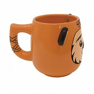 Star Wars 3D Shaped Mug Ewok - 2