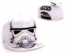 Star Wars Adjustable Cap Trooper Mask