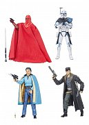 Star Wars Black Series Action Figures 15 cm 2018 Wave 1 Assortment (8) --- DAMAGED PACKAGING