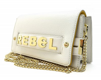 Star Wars by Loungefly 2 in 1 Crossbody / Clutch Gold Rebel