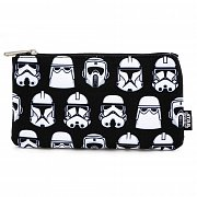 Star Wars by Loungefly Coin/Cosmetic Bag Trooper Helmet Print