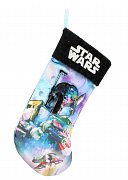 Star Wars Christmas Stocking Boba Fett 45 cm
