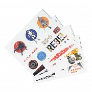 Star Wars Episode 9 Gadget Decals Iconic Characters