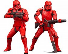 Star Wars Episode IX ARTFX+ Statue 1/10 2-Pack Sith Troopers 15 cm