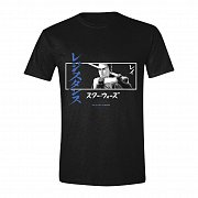 Star Wars Episode IX T-Shirt Rey Katakana