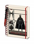 Star Wars Episode IX Wiro Notebook A5 Airfix Kylo