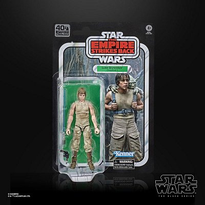 Star Wars Episode V Black Series Action Figures 15 cm 40th Anniversary 2020 Wave 3 Assortment (5)