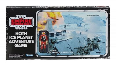 Star Wars Episode V Board Game with Action Figure Hoth Ice Planet Adventure Game *English Version*