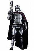 Star Wars Episode VII Movie Masterpiece Action Figure 1/6 Captain Phasma 33 cm