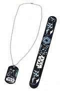 Star Wars Episode VII Necklace & Bracelet Darth Vader