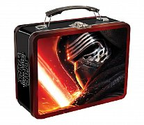 Star Wars Episode VII Tin Box Characters