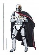 Star Wars Episode VIII Black Series Action Figure 2019 Captain Phasma (Quicksilver Baton) 15 cm