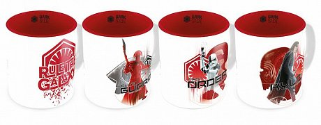 Star Wars Episode VIII Espresso Mugs Set First Order