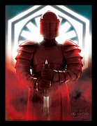 Star Wars Episode VIII Framed Poster Elite Guard Defend 45 x 33 cm