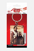 Star Wars Episode VIII Metal Keychain Poe Battle Ready 6 cm