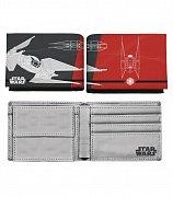 Star Wars Episode VIII Wallet Kylo Ren\'s TIE Silencer