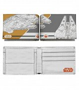 Star Wars Episode VIII Wallet Millennium Falcon Maps