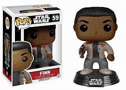 Star Wars Epizoda VII Figurka s kývací hlavou POP! Finn