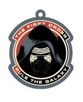 Star Wars Epizoda VII Gumová klíčenka Kylo Ren - 1