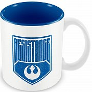 Star Wars Epizoda VII Hrnek Resistance Logo