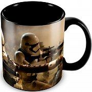 Star Wars Epizoda VII Hrnek Stormtrooper Bitva