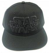 Star Wars Epizoda VII Kšiltovka Logo
