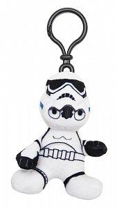 Star Wars Epizoda VII Plyšová klíčenka Stormtrooper - 1