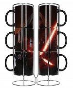 Star Wars Epizoda VII Set hrnků Kylo Lightsaber