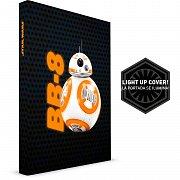 Star Wars Epizoda VII Svítící a zpívající poznámkový blok BB-8