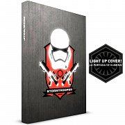 Star Wars Epizoda VII Svítící a zpívající poznámkový blok Stormtrooper