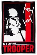 Star Wars Fleece Blanket Stormtrooper 150 x 120 cm