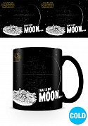 Star Wars Heat Change Mug That\'s No Moon