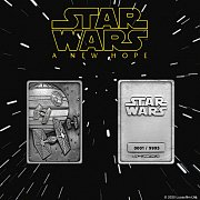 Star Wars Iconic Scene Collection Limited Edition Ingot Death Star