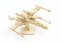 Star Wars IncrediBuilds 3D Wood Model Kit X-Wing