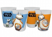 Star Wars IX Cup 4-Pack