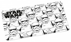 Star Wars IX Cutting Board Stormtroopers