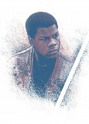 Star Wars Metal Poster Successors Collection Finn 32 x 45 cm