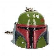 Star Wars Plastová klíčenka Boba Fett