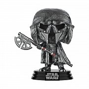 Star Wars POP! Movies Vinyl Figure KOR Axe (Chrome) 9 cm
