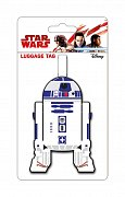 Star Wars Rubber Luggage Tag R2-D2