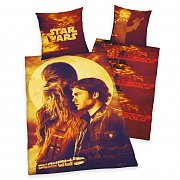 Star Wars Solo Duvet Set Han & Chewie 135 x 200 cm / 80 x 80 cm