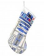 Star Wars svítící Vánoční ponožky R2-D2